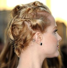 Bond with your bobby pins.