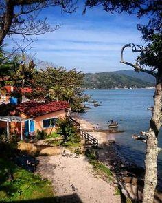 Que dia lindo para fotografar!!  Sambaqui - Florianópolis Imagem: @perboni