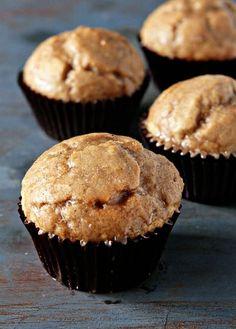 Low FODMAP Recipe and Gluten Free Recipe - Maple glazed chai muffins http://www.ibs-health.com/low_fodmap_chai_muffins.html