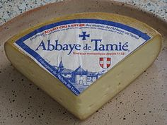 Abbaye de Tamié - ♡ fromage ♡ cheese ♡ Käse ♡ formatge ♡ 奶酪 ♡ 치즈 ♡ ost ♡ queso ♡ τυρί ♡ formaggio ♡ チーズ ♡ kaas ♡ ser ♡ queijo ♡ сыр ♡ sýr ♡קעז ♡ https://fr.pinterest.com/lesfromages