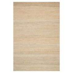 """Lend a touch of organic appeal to your living room or entryway with this delightful hand-woven jute rug, showcasing a textural design and a neutral green palette.    Product: RugConstruction Material: JuteColor: Natural and green  Features:  Hand-wovenMade in India  Pile Height: 0.25""""  Note: Please be aware that actual colors may vary from those shown on your screen. Accent rugs may also not show the entire pattern that the corresponding area rugs have.Cleaning and Care: ..."""