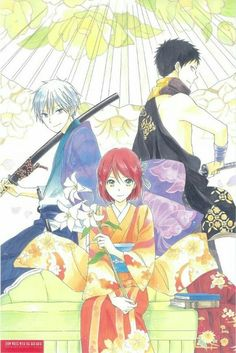 Snow-white with the red hair Akagami no Shirayukihime! All Out Anime, Me Me Me Anime, Manga Art, Anime Manga, Anime Art, Snow White With The Red Hair, White Hair, Anime Snow, Hotarubi No Mori