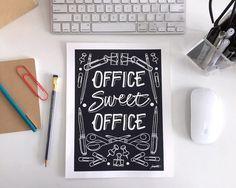 Office Sweet Office -