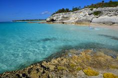 Lighthouse Beach Eleuthera Bahamas
