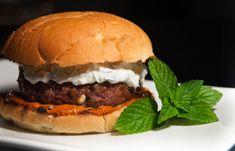 ... Burgers Lamb on Pinterest | Lamb burgers, Lamb burger recipes and Lamb
