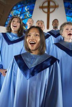 Cómo armonizar los coros | eHow en Español