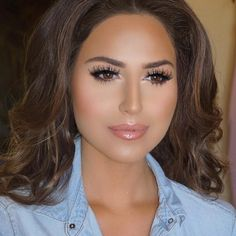 "Jade Marie on Instagram: ""Flawless Bridal Glam ✨ _ #Image skincare moisturizer & serum _ #Temptu Airbrush & #MUFE HD sticks for a smooth complexion _ #ctilburymakeup Powders • Blush • & Bar of Gold #highlight & much more... Want full product list? #bridemakeup #flawless #glowyskin #jadeywadey180 | Booking info in bio..."""