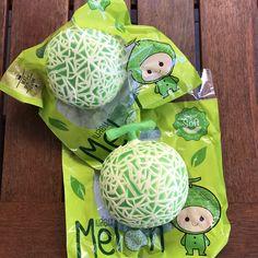 Rare* Chawasampeng Jumbo Melon squishy *scented* licensed