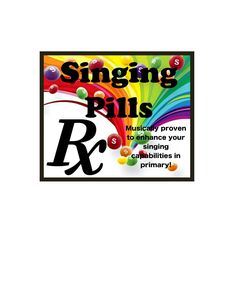 Singing in Primary - LDS singing time ideas and lesson plans for Primary choristers, Primary music leaders, and music in Nursery.