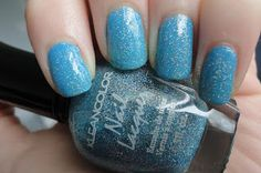 Nails for Life: KleanColor Holo Blue