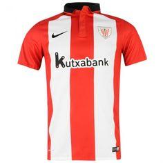Athletic Bilbao 2015/2016 Home Football Shirt - Available at uksoccershop.com