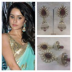 Aashiqui 2 Ear Ring