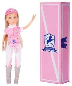 Chad Valley Pony Parade Ellen Doll.