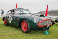 1960 Aston Martin DB4 GT Lightweight