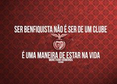 Benfica Big Love, Love Of My Life, Portugal Soccer, We Are The Champions, Image Fun, My Passion, Sentences, Football, Good Things