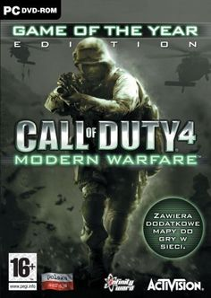 Call of Duty 4 Modern Warfare Playstation 3 Game Complete Case With Manual Call Of Duty, Modern Warfare Game, Virée Shopping, Online Shopping, Infinity Ward, Kings Game, Name Calling, Greatest Hits, State Art