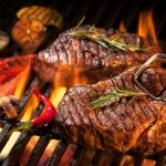 Make It Tonight: Barbecue Beef Ribs Grilling Tips, Grilling Recipes, Beef Recipes, Grilling The Perfect Steak, How To Grill Steak, Kinds Of Steak, Cooking With Charcoal, Dinner Rolls Recipe, Juicy Steak