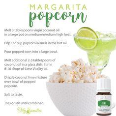 Margarita popcorn!  Member #10206980