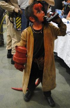 Kids Hellboy Costume