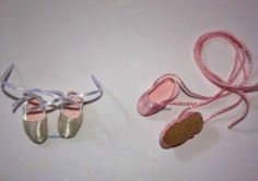 how to: ballet shoes