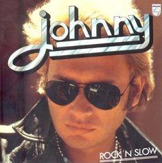 """johnny hallyday Rock' N Slow 1974 johnny hallyday Rock' N Slow 1974 1.Rock'N' Roll Man 2.C'est Une) Honky Tonk Woman 3.17 Ans 4.Nadine (Is It You) 5.Johnny Rider 6.Venez Tous Avec Moi (""""C'mon Everybody"""") 7.A Propos De Mon Père 8.A L'Hôtel Des Cœurs Brisés..."""