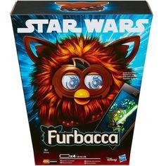 ¡Oferta! Mascota Furby de Star Wars Furbacca por sólo 69 euros.
