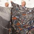 ポール・スミスがレッド・ツェッペリンとコラボした73,000円の6種類、各世界50枚限定スカーフ                                                                                                                                                                                 もっと見る