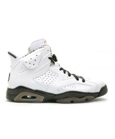 30a473f3ab2 Air Jordan 6 Premium Motor Sport White Black 395866 101