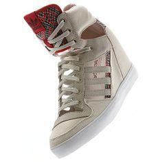 new arrival a123d 3a03e image  adidas Attitude Cutout Up EF Wedge Shoes D65407 Adidas Attitude,  Nmd, Adidas