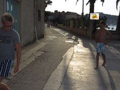 Strolling through the harbour side villages
