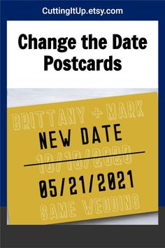 I'm so sorry if you have had to postpone your celebration. I have a collection of cute and affordable Change the Date Postcards to help you update your guests. #postcards #changethedate #2021wedding #weddingplanning Football Wedding, Golf Wedding, Wedding Reception, Ticket Invitation, Invitations, Wedding Planning, Wedding Ideas, Themed Weddings, Got Him
