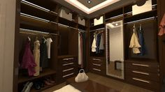 3D Cloth Room Design  www.learndecoration.com