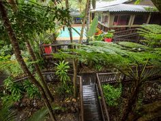 9 Umlilo Lodge - Umlilo Lodge is located in St Lucia and surrounded by the great iSimangaliso Wetland Park; South Africa's first National World Heritage Site. Lake St Lucia is a large estuarine lake abundant with hippos, ... #weekendgetaways #stlucia #southafrica