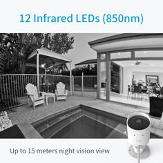 This is a Awesome Gadget for Your Business - YI Outdoor Security Camera, Cloud Cam Wireless IP Waterproof Night Vision Surveillance System with Two-way Audio, Motion Detection, Activity Alert Security Surveillance, Surveillance System, Security Camera, Wireless Alarm System, 4g Wireless, Bluetooth, Home Camera, Spy Camera, Outdoor Camera