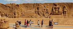 Sandskulptur.dk - Sandskulptur festival i Danmark - Frontpage