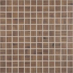 Wood Mosaic has a unique wood pattern. Available in three colours, it can be used on walls or floors at home. Tile Floor, Flooring, Texture, Design, Luxury, Surface Finish, Tile Flooring, Wood Flooring