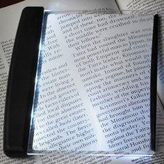 Book Light & Magnifier