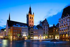 Trier ~ Rhineland-Palatinate ~ Germany