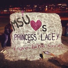 The finished product. #RIPLacey #LoveLikeLacey #Padgram