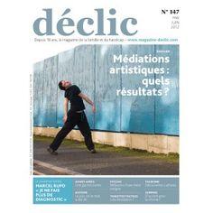 N° 147 - MAI 2012  Un numéro axé sur l'art thérapie afin de découvrir ses effets bénéfiques sur les enfants handicapés.
