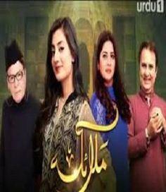 Malaika Episode 80 on Urdu1 14th November 2015