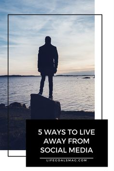5 Ways To Live Away From Social Media