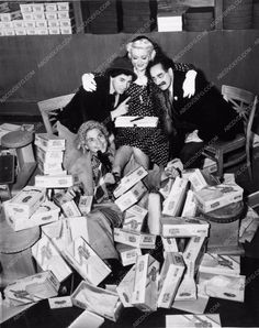 photo Marx Brothers Big Store 1354-21