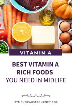 Vitamin A-Rich Foods | Vitamin A can be found both in animal and plant sources. The list of vitamin A sources is long enough... So, know the best and the most natural ones to go for! | What are the best vitamin A-rich food sources? // Top Vitamin A Sources // Foods rich in vitamin A | #VitaminARichFoods #TopVitaminASources #FoodsRichInVitaminA