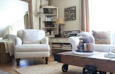 #preppy #home #decor #rustic