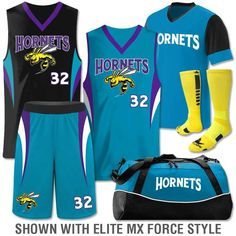 9273a3678 Design your team s basketball uniforms and let us help you coordinate.