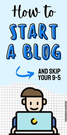 Learn how to start a blog in 2021 and skip your 9-5. Starting a blog used to be hard but not anymore. As a matter of fact, blogging has changed the lives of so many people around the world. Start your own blog today with my step-by-step guide and build your money-making business. #blog #startablog #blogging #howtostartablog Email Marketing, Affiliate Marketing, Make Money Blogging, How To Make Money, Car Purchase, Show Me The Money, Get Out Of Debt, Creating A Blog, Blogging For Beginners