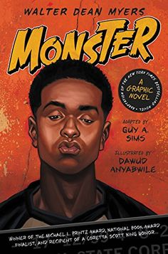 Monster: A Graphic Novel by Walter Dean Myers https://www.amazon.com/dp/0062274996/ref=cm_sw_r_pi_dp_x_k-mnyb5S7M1W5