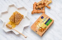 Moon Soap packaging on Behance Soap Packaging, Brand Packaging, Turmeric And Honey, Honey Soap, Coreldraw, Adobe Photoshop, Creative, Packing, Behance