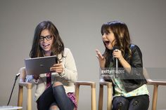 Actors Madisyn Shipman and Cree Cicchino event Meet the Cast: 'Nickelodeon's Game Shakers' at the Apple Store Soho on September 10, 2015 in New York City.